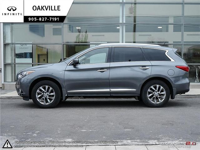 2015 Infiniti QX60 Base (Stk: Q18213A) in Oakville - Image 3 of 27