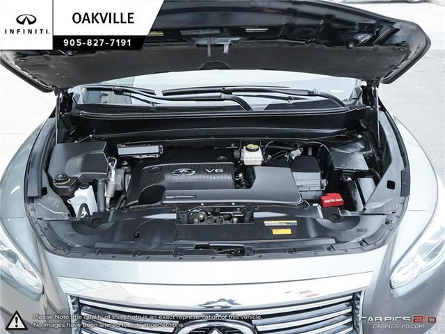 2015 Infiniti QX60 Base (Stk: Q18213A) in Oakville - Image 8 of 27