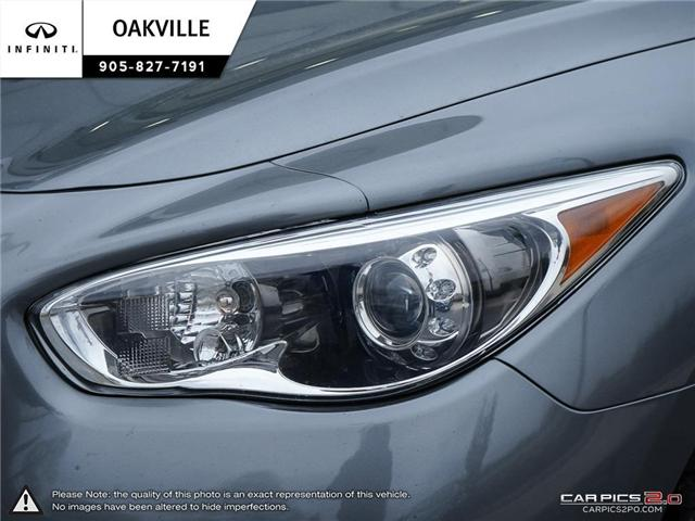 2015 Infiniti QX60 Base (Stk: Q18213A) in Oakville - Image 10 of 27