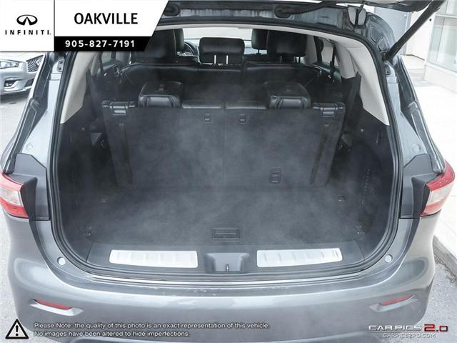 2015 Infiniti QX60 Base (Stk: Q18213A) in Oakville - Image 11 of 27