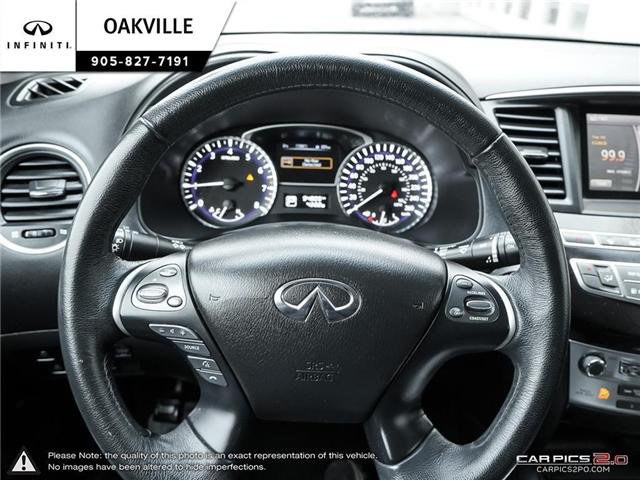 2015 Infiniti QX60 Base (Stk: Q18213A) in Oakville - Image 14 of 27