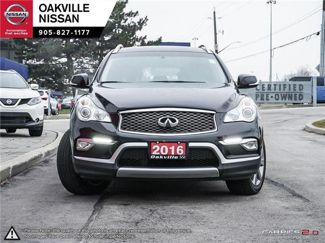 2016 Infiniti QX50 Base (Stk: N18830A) in Oakville - Image 2 of 27
