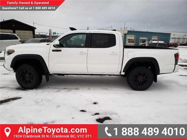2019 Toyota Tacoma TRD Off Road (Stk: X172306) in Cranbrook - Image 2 of 19