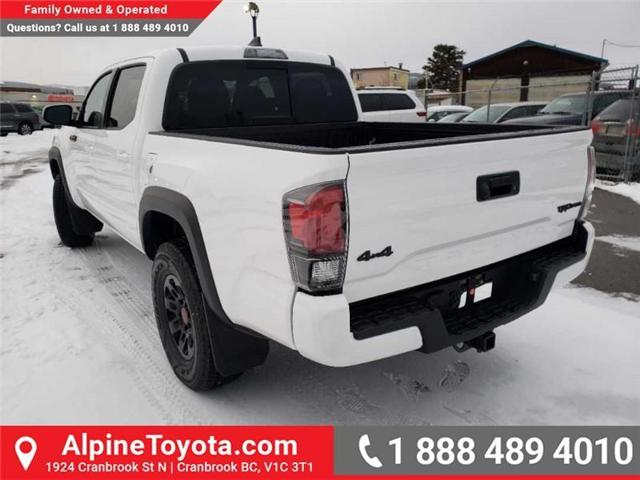 2019 Toyota Tacoma TRD Off Road (Stk: X172306) in Cranbrook - Image 3 of 19