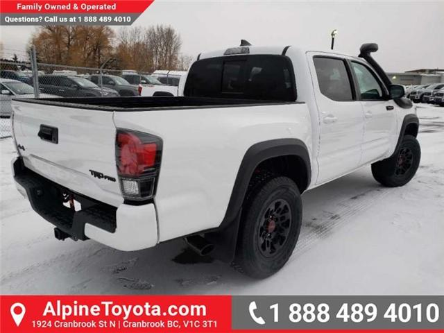 2019 Toyota Tacoma TRD Off Road (Stk: X172306) in Cranbrook - Image 5 of 19