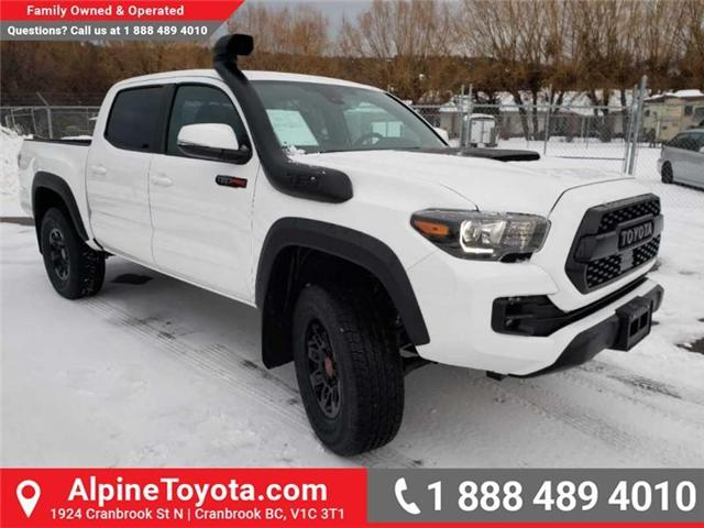 2019 Toyota Tacoma TRD Off Road (Stk: X172306) in Cranbrook - Image 7 of 19