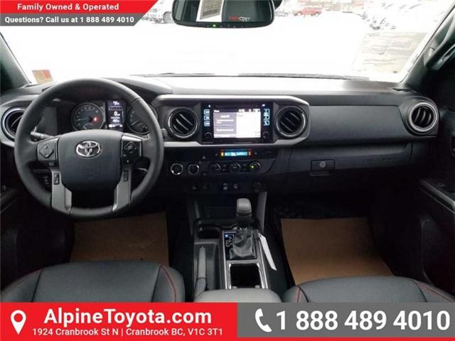 2019 Toyota Tacoma TRD Off Road (Stk: X172306) in Cranbrook - Image 10 of 19