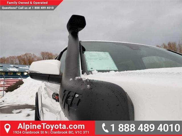 2019 Toyota Tacoma TRD Off Road (Stk: X172306) in Cranbrook - Image 17 of 19