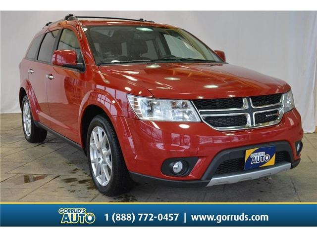 2016 Dodge Journey R/T (Stk: 227135) in Milton - Image 1 of 45