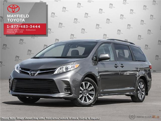 2019 Toyota Sienna LE 8-Passenger (Stk: 190535) in Edmonton - Image 1 of 24