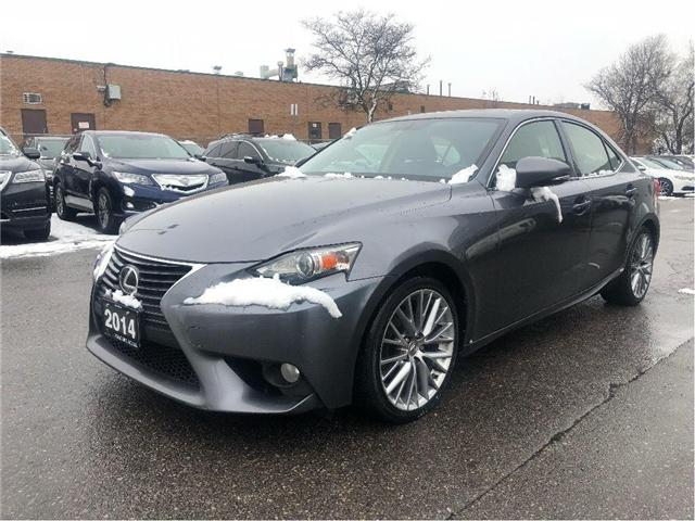2014 Lexus IS 250 Base (Stk: 008894T) in Brampton - Image 1 of 20