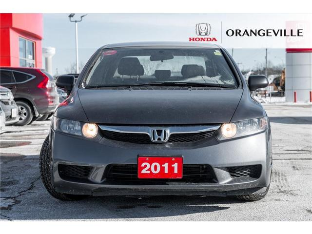 2011 Honda Civic DX-G (Stk: V18321B) in Orangeville - Image 2 of 17