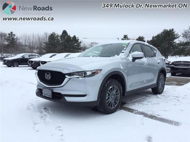 2019 Mazda CX-5 GS Auto AWD (Stk: 40758) in Newmarket - Image 1 of 19