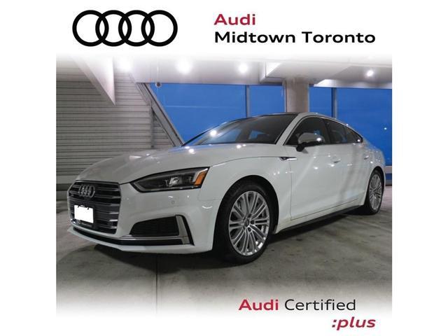 2018 Audi S5 3.0T Progressiv (Stk: P7092) in Toronto - Image 1 of 26