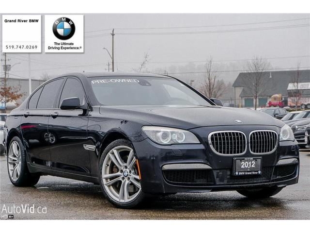 2012 BMW 750  (Stk: 50593A) in Kitchener - Image 1 of 22