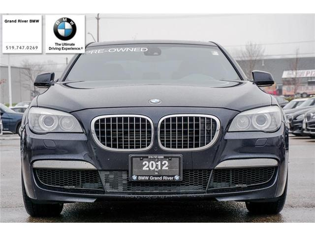 2012 BMW 750  (Stk: 50593A) in Kitchener - Image 2 of 22