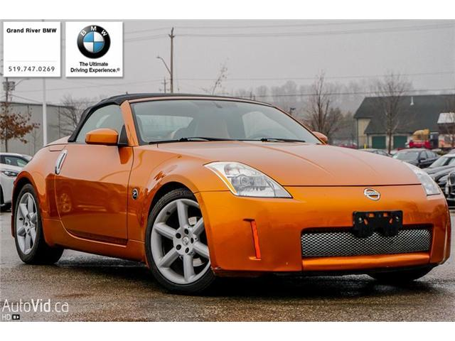 2004 Nissan 350Z Base (Stk: PW4457A) in Kitchener - Image 1 of 6