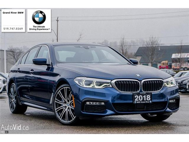 2018 BMW 540d xDrive (Stk: PW4662) in Kitchener - Image 1 of 22