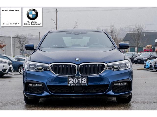 2018 BMW 540d xDrive (Stk: PW4662) in Kitchener - Image 2 of 22