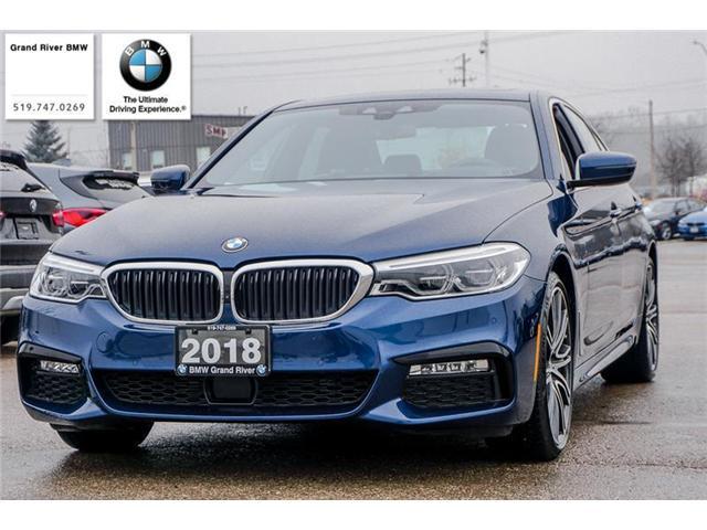 2018 BMW 540d xDrive (Stk: PW4662) in Kitchener - Image 3 of 22
