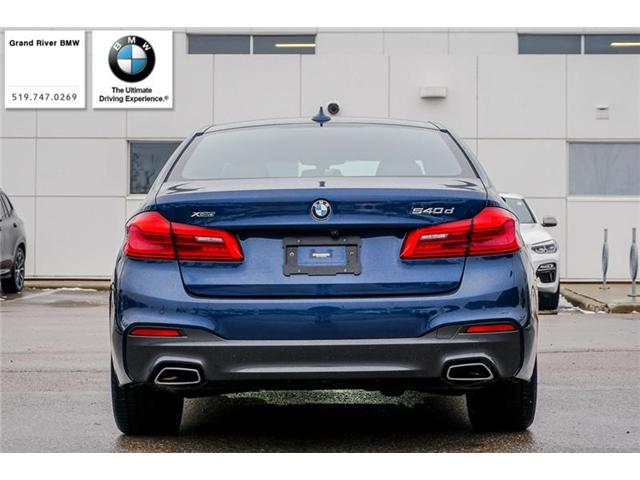 2018 BMW 540d xDrive (Stk: PW4662) in Kitchener - Image 6 of 22