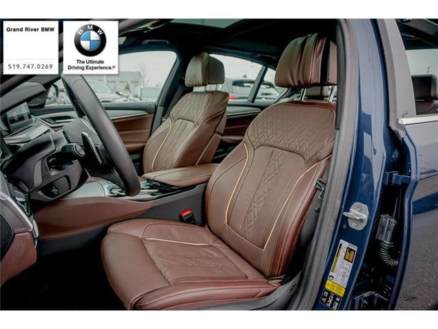2018 BMW 540d xDrive (Stk: PW4662) in Kitchener - Image 9 of 22