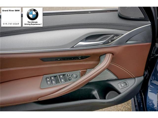 2018 BMW 540d xDrive (Stk: PW4662) in Kitchener - Image 11 of 22