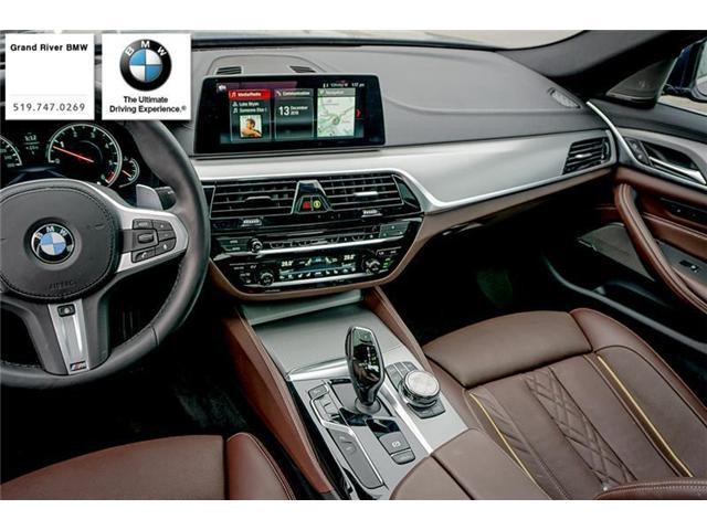 2018 BMW 540d xDrive (Stk: PW4662) in Kitchener - Image 13 of 22
