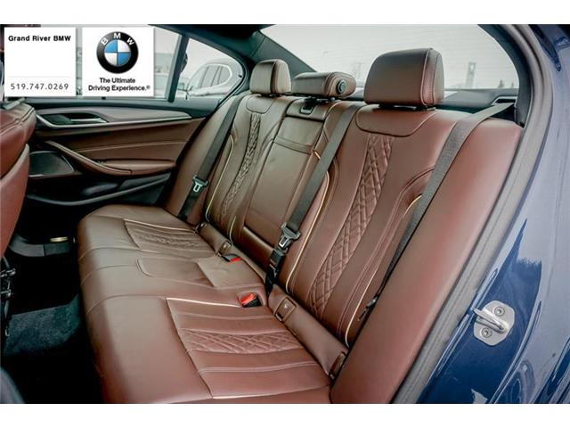 2018 BMW 540d xDrive (Stk: PW4662) in Kitchener - Image 19 of 22