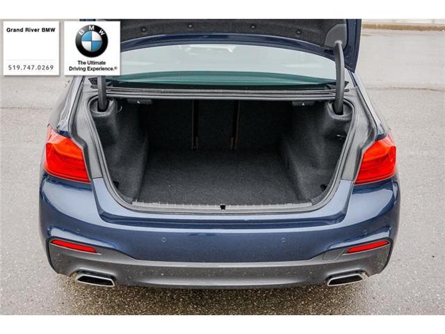 2018 BMW 540d xDrive (Stk: PW4662) in Kitchener - Image 20 of 22