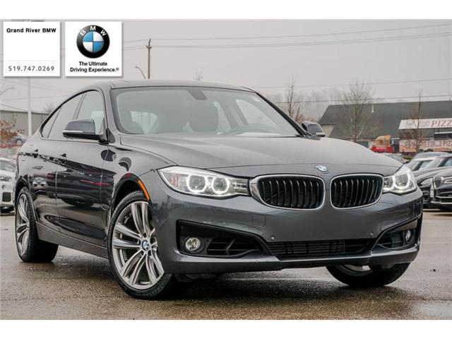 2015 BMW 328i xDrive Gran Turismo (Stk: PW4663) in Kitchener - Image 1 of 22