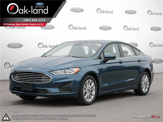 2019 Ford Fusion SE (Stk: 9U005) in Oakville - Image 1 of 25