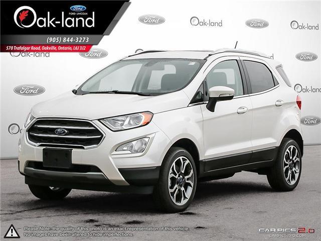 2018 Ford EcoSport Titanium (Stk: 8P032) in Oakville - Image 1 of 25