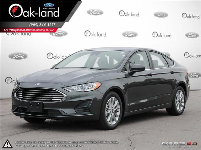 2019 Ford Fusion SE (Stk: 9U006) in Oakville - Image 1 of 25