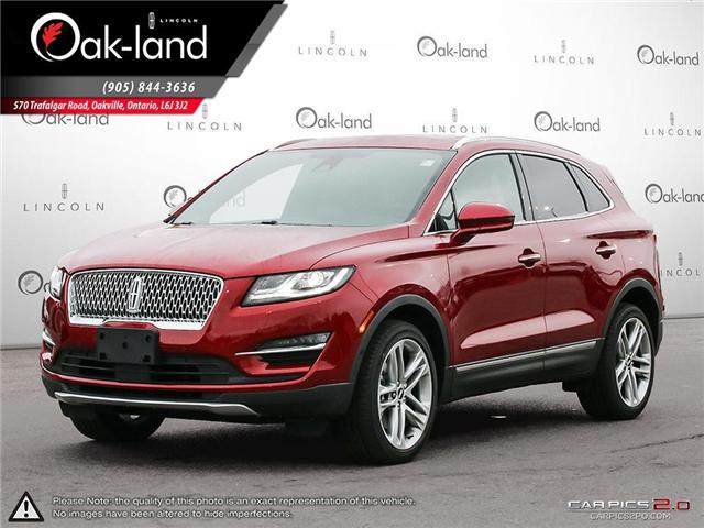 2019 Lincoln MKC Reserve (Stk: 9M030) in Oakville - Image 1 of 25