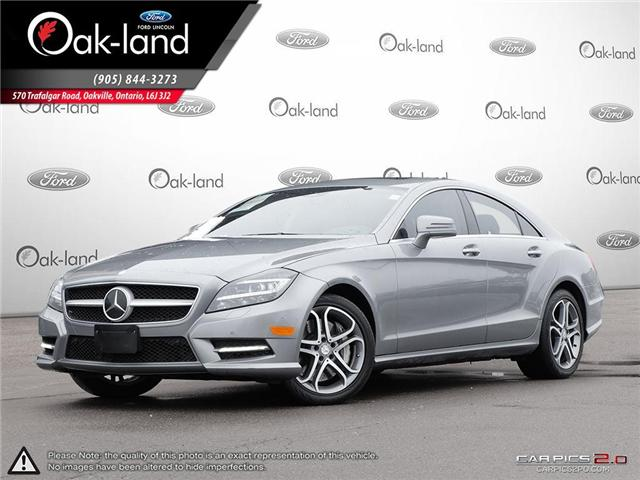 2013 Mercedes-Benz CLS-Class Base (Stk: 8X041B) in Oakville - Image 1 of 29