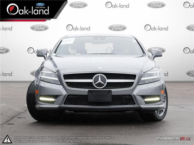 2013 Mercedes-Benz CLS-Class Base (Stk: 8X041B) in Oakville - Image 2 of 29