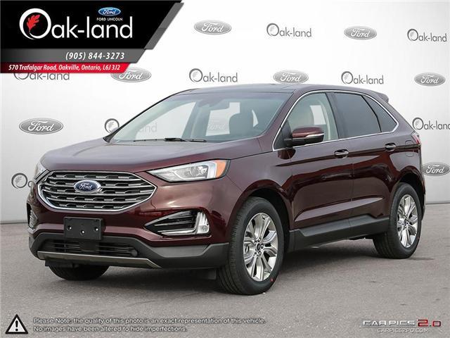 2019 Ford Edge Titanium (Stk: 9D005) in Oakville - Image 1 of 25