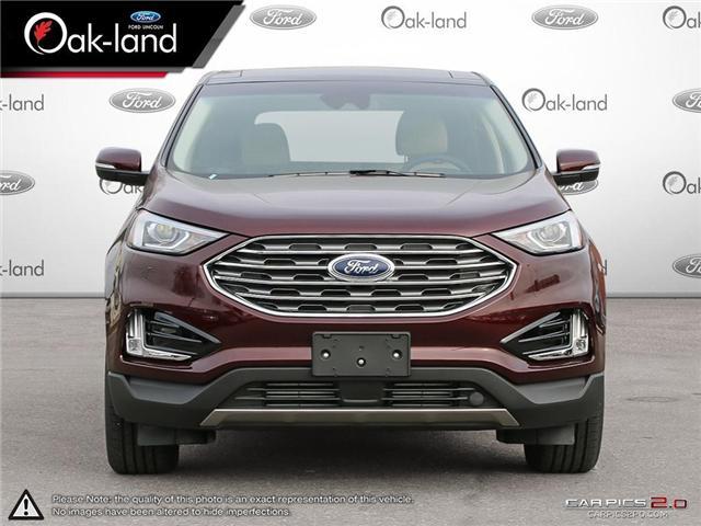 2019 Ford Edge Titanium (Stk: 9D005) in Oakville - Image 2 of 25
