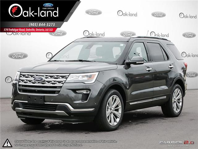 2019 Ford Explorer Limited (Stk: 9T170) in Oakville - Image 1 of 25
