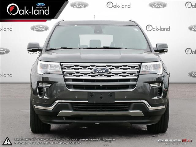 2019 Ford Explorer Limited (Stk: 9T170) in Oakville - Image 2 of 25