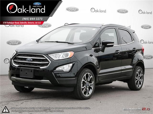 2018 Ford EcoSport Titanium (Stk: 8P033) in Oakville - Image 1 of 25