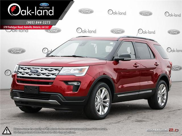 2019 Ford Explorer XLT (Stk: 9T168) in Oakville - Image 1 of 25