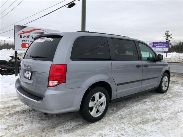 2014 Dodge Grand Caravan SE/SXT (Stk: A2795) in Amherst - Image 8 of 25