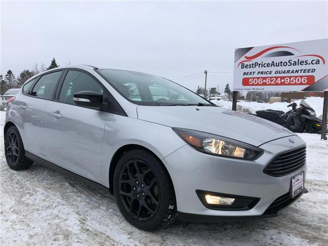 2016 Ford Focus SE (Stk: A2799) in Amherst - Image 1 of 29