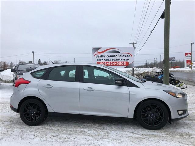 2016 Ford Focus SE (Stk: A2799) in Amherst - Image 10 of 29