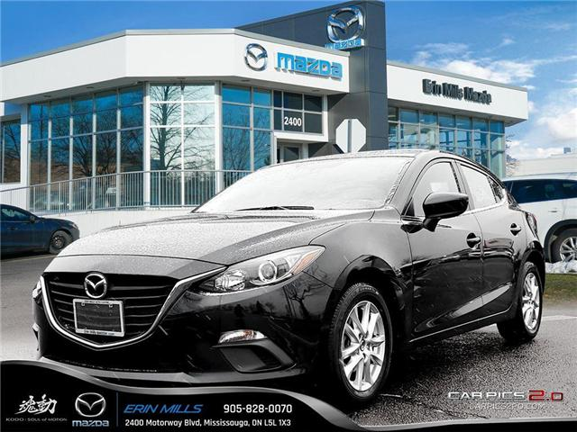 2016 Mazda Mazda3 GS (Stk: L0391) in Mississauga - Image 1 of 18