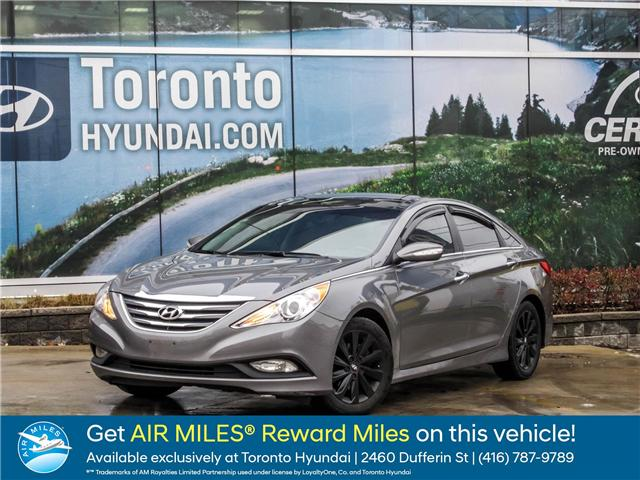 2014 Hyundai Sonata Limited (Stk: U06351) in Toronto - Image 1 of 19