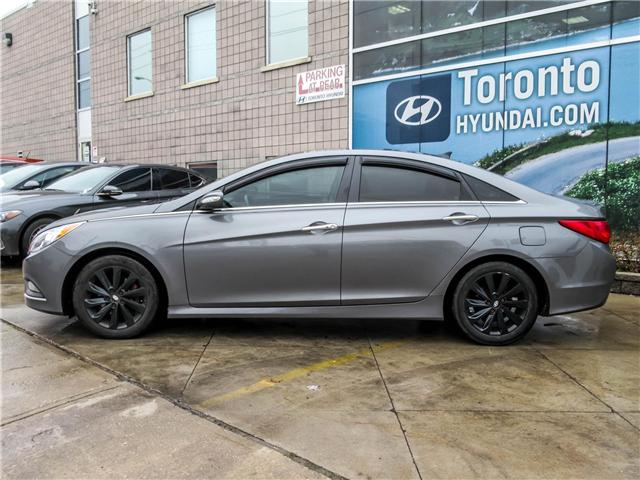 2014 Hyundai Sonata Limited (Stk: U06351) in Toronto - Image 5 of 19