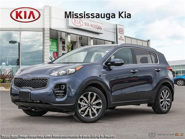 2019 Kia Sportage EX (Stk: SP19030) in Mississauga - Image 1 of 24
